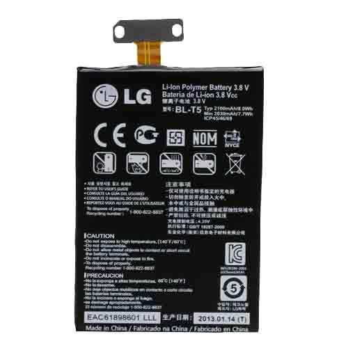 Sustitución de Batería LG Nexus 4
