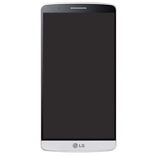 Sustitución Pantalla y Digitalizador Blanco LG G3S
