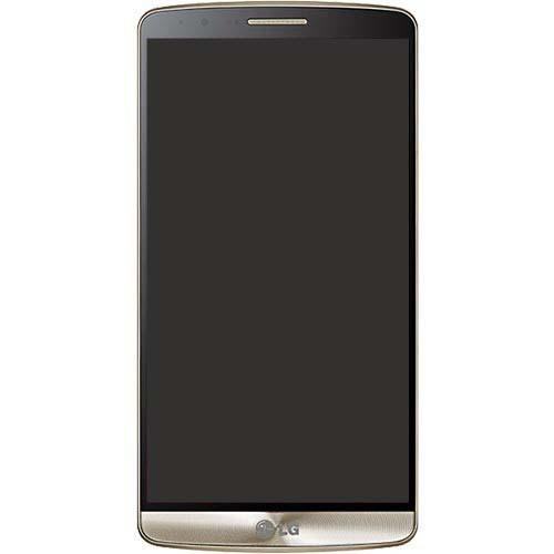 Sustitución Pantalla y Digitalizador Dorado LG G3S