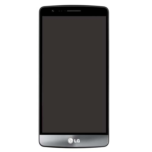 Sustitución Pantalla y Digitalizador Gris LG G3S