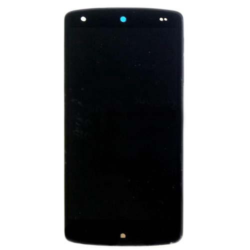 Sustitución Pantalla y Digitalizador Negro LG Nexus 5