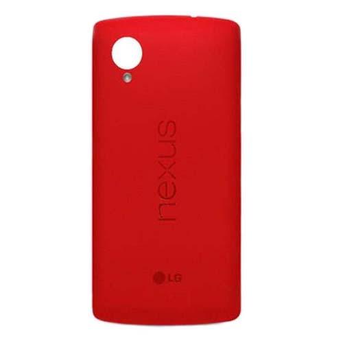 Sustitución Tapa de Batería Roja LG Nexus 5