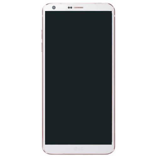 Sustitución Pantalla y Digitalizador Blanco LG G6