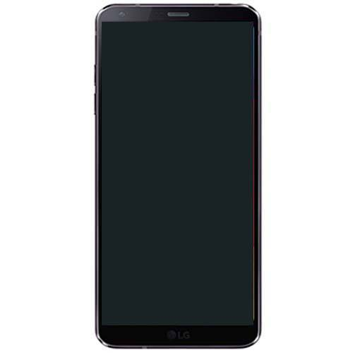 Sustitución Pantalla y Digitalizador Negro LG G6