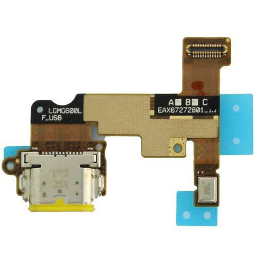 Sustitución Conector de Carga y Micrófono LG G6