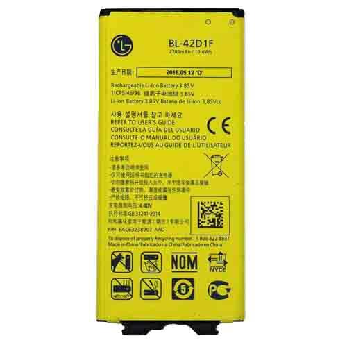 Sustitución de Batería LG G5 H850