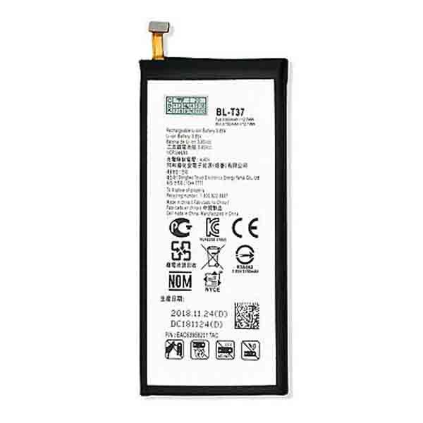 Sustitución de Batería LG G4 Stylus BL-T37
