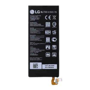 Sustitución de Batería LG Q6 BL-T33
