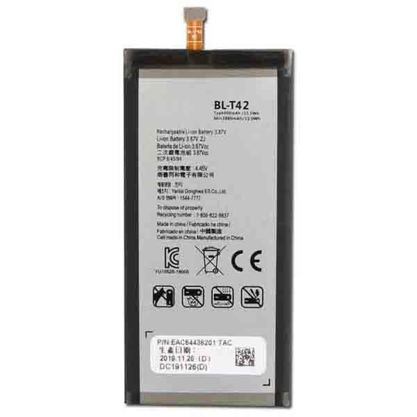 Sustitución de Batería LG V50S ThinQ BL-T42