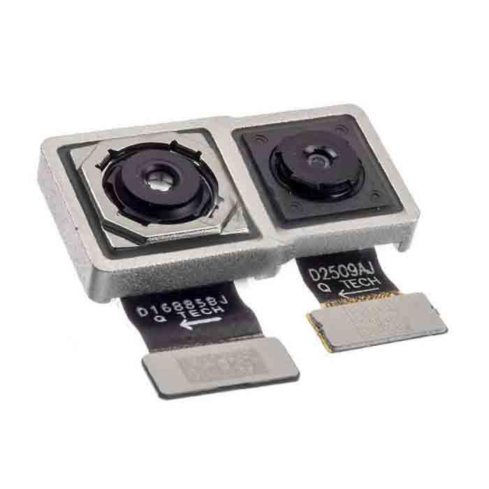 Sustitución Cámara Trasera Dual LG Q60