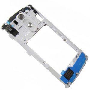 Sustitución Carcasa Trasera Blanca LG G3S