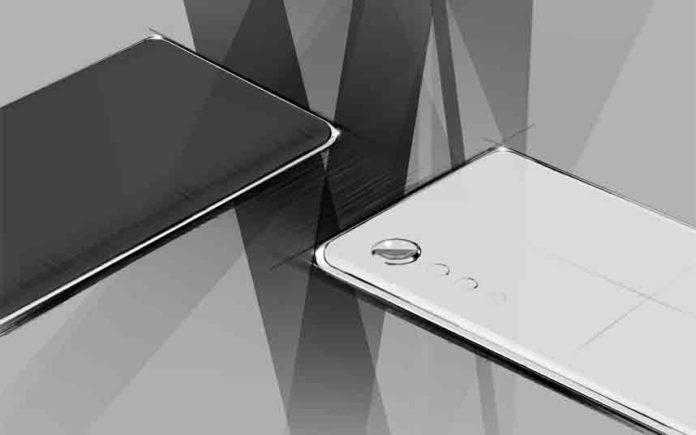 LG presenta un nuevo diseño de smartphone minimalista