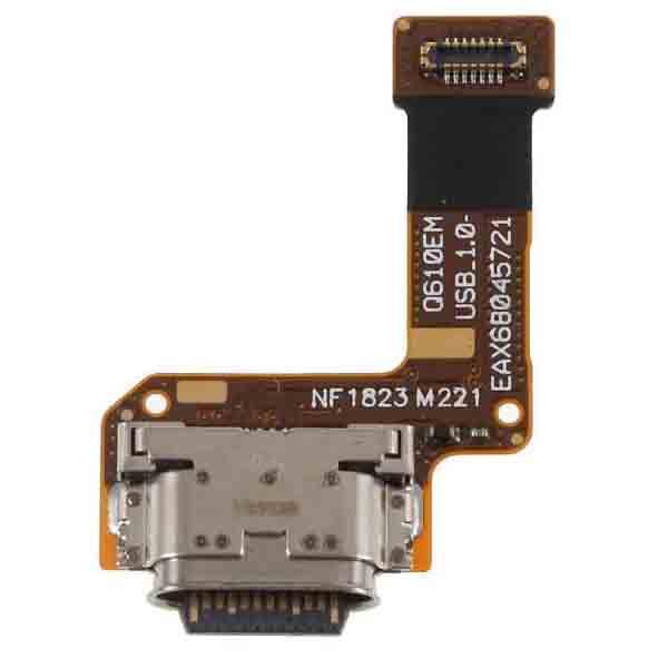 Sustitución Conector de Carga LG Q7