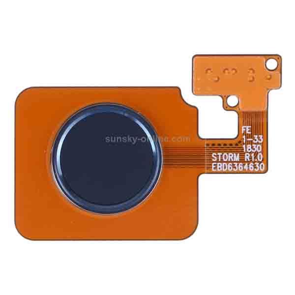 Sustitución Botón Home con Lector Huella LG V40 ThinQ