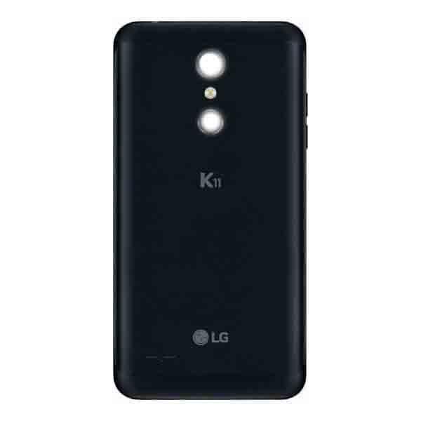 Sustitución Tapa de Batería Negra LG K11