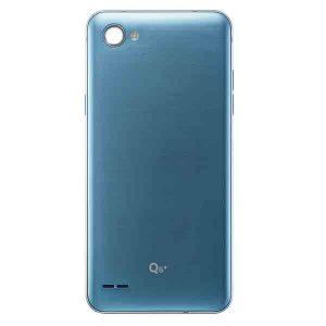 Sustitución Tapa de Batería Azul LG Q6 Plus