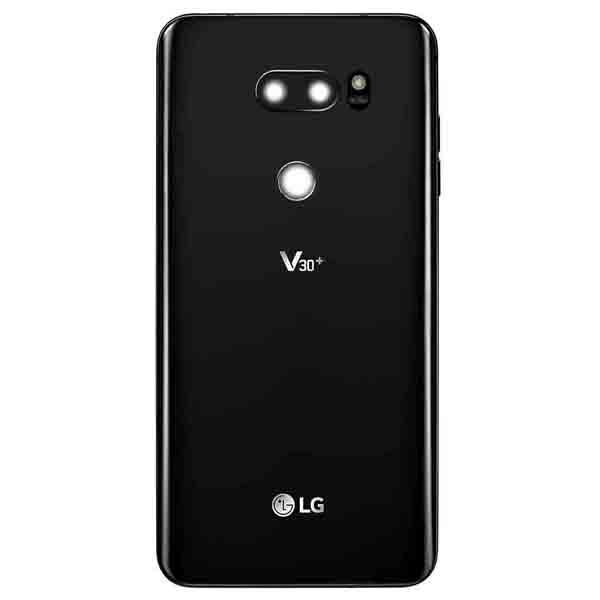 Sustitución Tapa de Batería Negra LG V30