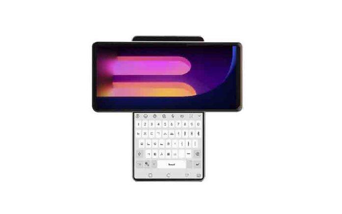 LG trabaja en el smartphone 'Wing' con una segunda pantalla que gira